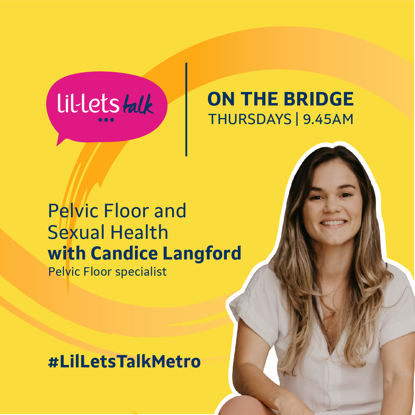 Pelvic Floor and Sexual Health with Candice Langford