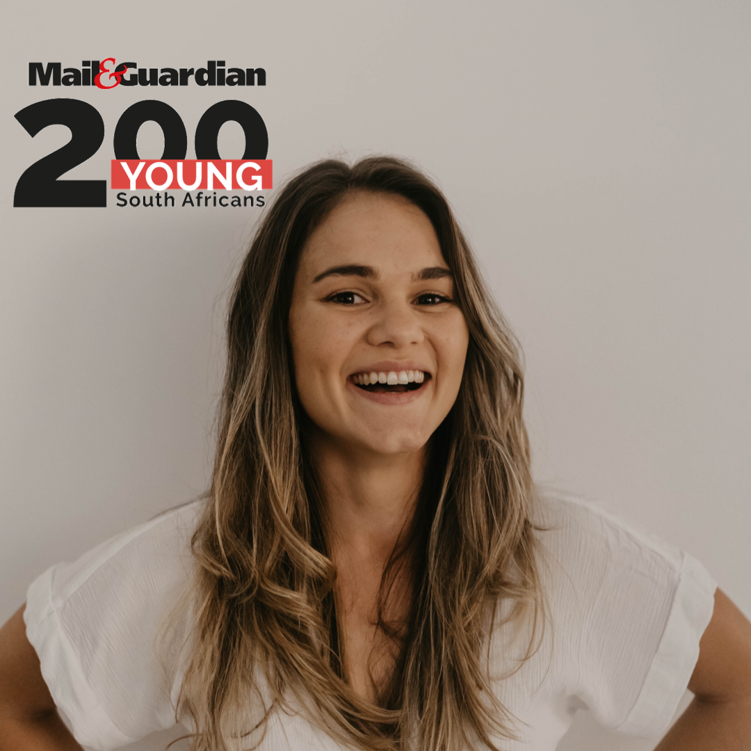 Candice Langford Mail and Guardian