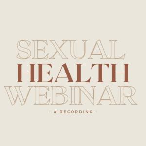 Sexual health Webinar
